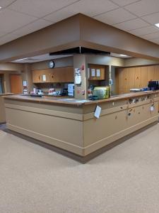<br /> Nursing station